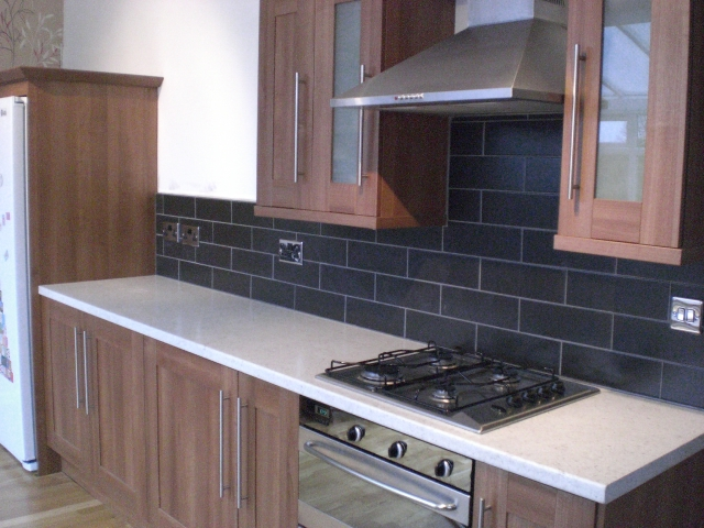 B q kitchen tiles ideas b q mosaic tiles 70s kitchen for Kitchen tiles ideas b q