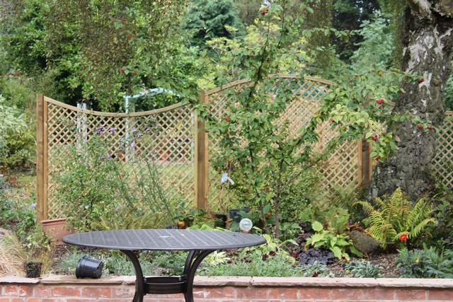 Landscape Garden Design Sheffield : Sheffield builder landscaper gallery images of houses and gardens