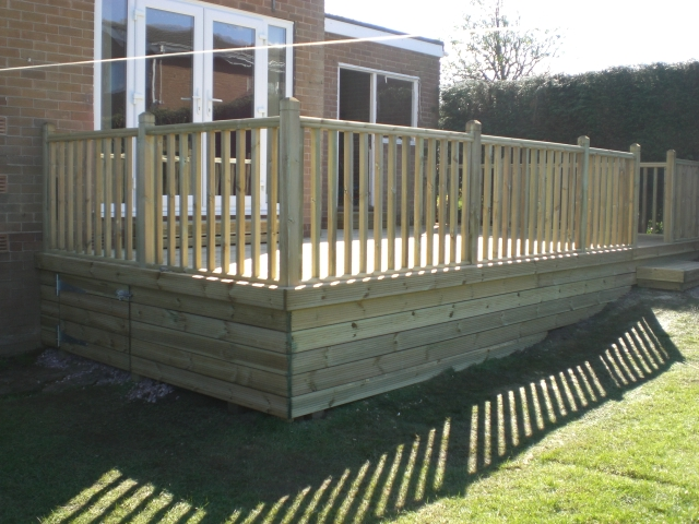 Sheffield Builder Landscaper Gallery Images Of Houses And