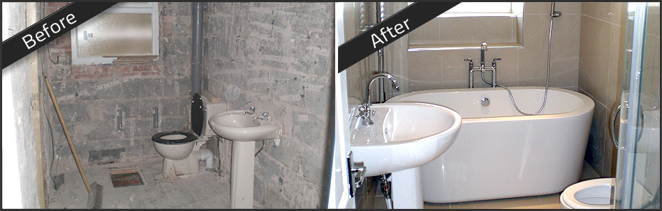 Bathroom fitter sheffield installers Refurbishments ...