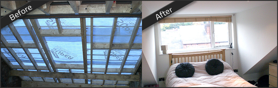 Attic conversion sheffield