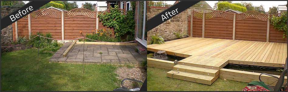 Decking Sheffield Rb Building Amp Landscaping