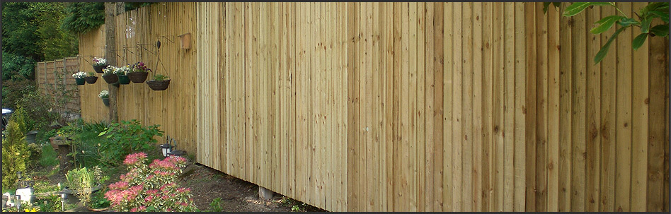 Fencing Wooden