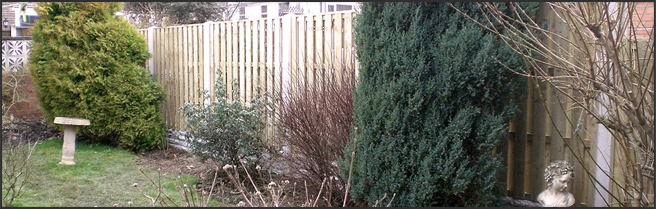 Fence Panels Sheffield