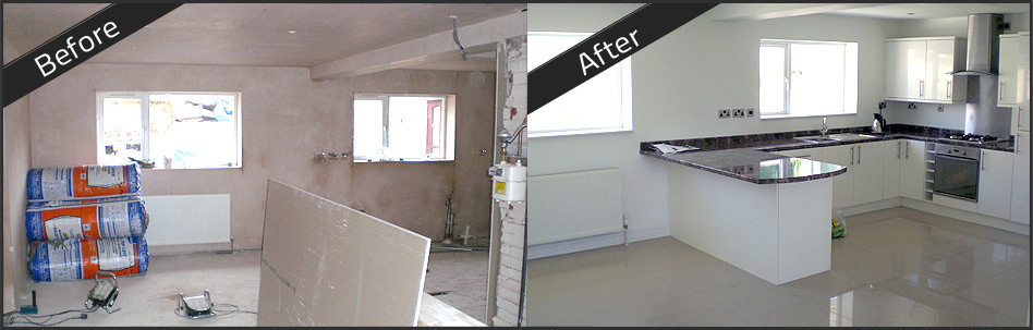 Kitchen Refurbishments