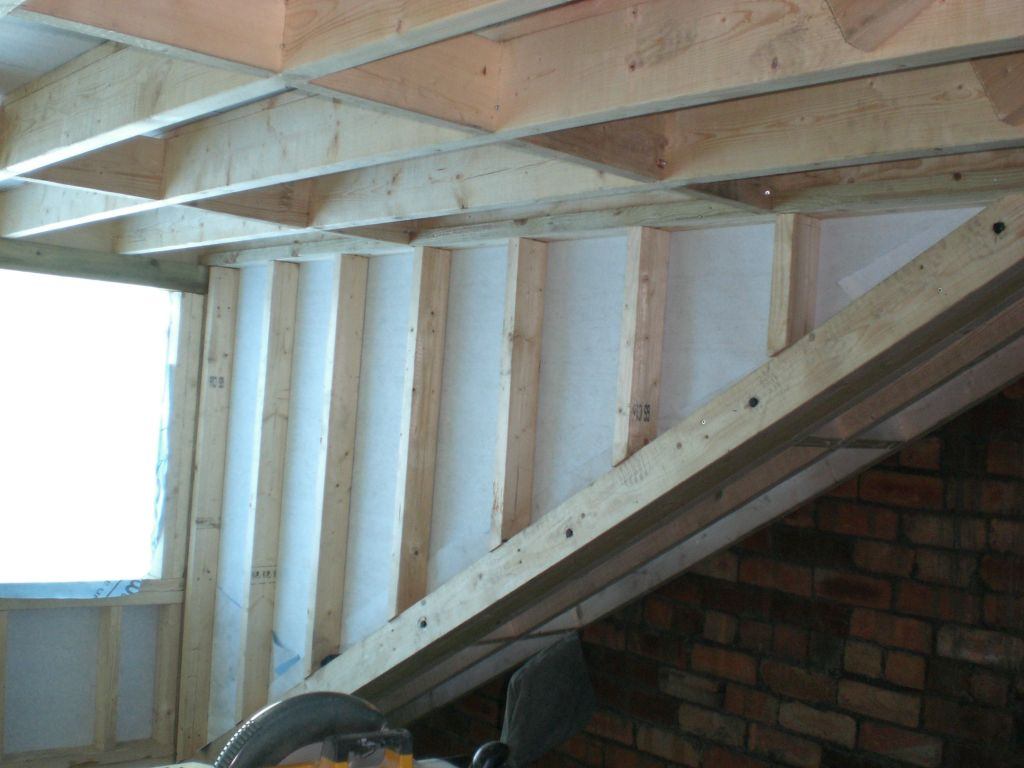 small attic space ideas - Sheffield Builder Gallery Extensions Kitchens Bathrooms